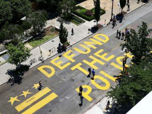 Here's A List Of Corporations Funding The 'Defund The Police' Movement