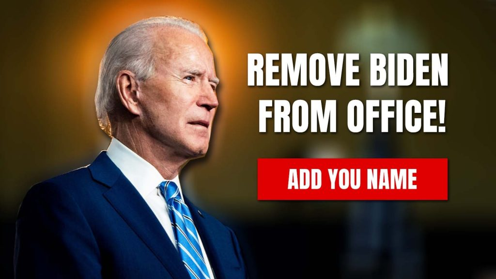 Remove Joe Biden from Office